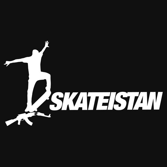 TShirtGifter presents: Skateistan - Full Dark