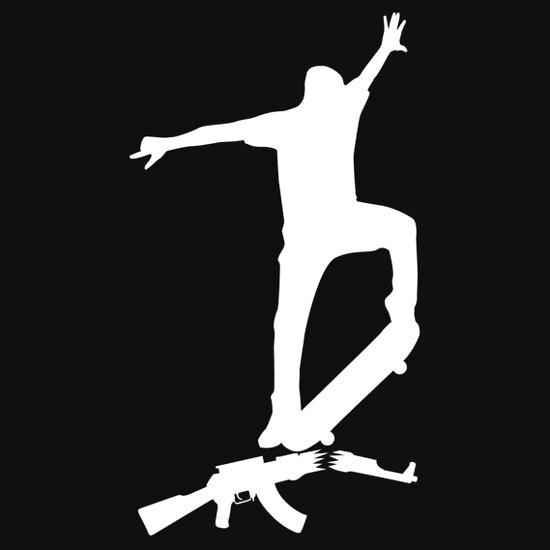 TShirtGifter presents: Skateistan - Logo Dark