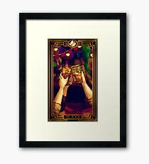 Ghostbusters Tarot - The Fool Framed Print