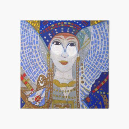 Gamayun Art Board Print