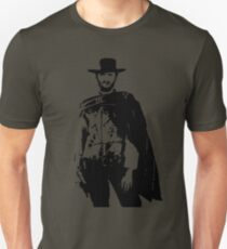 Clint Eastwood The Good, The Bad and The Ugly Slim Fit T-Shirt