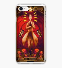 Ghostbusters Tarot - The Magician iPhone Case/Skin