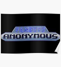 Fanboys Anonymous (Sega Genesis version) Poster