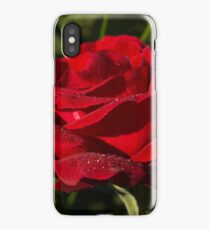 Of Red Roses and Diamonds  iPhone Case/Skin