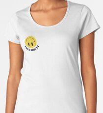 Fake Happy Women's Premium T-Shirt
