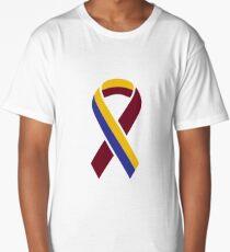 ACC Warriors - support ribbon Long T-Shirt