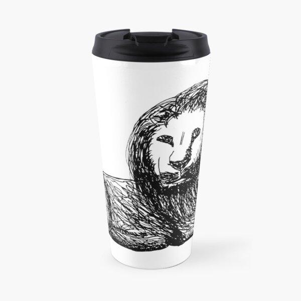 Lion of Lion Travel Mug