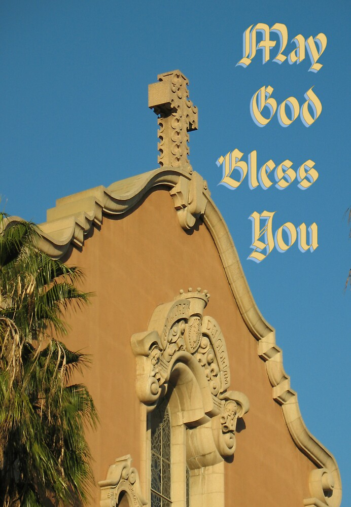 May God Bless You by donnagrayson