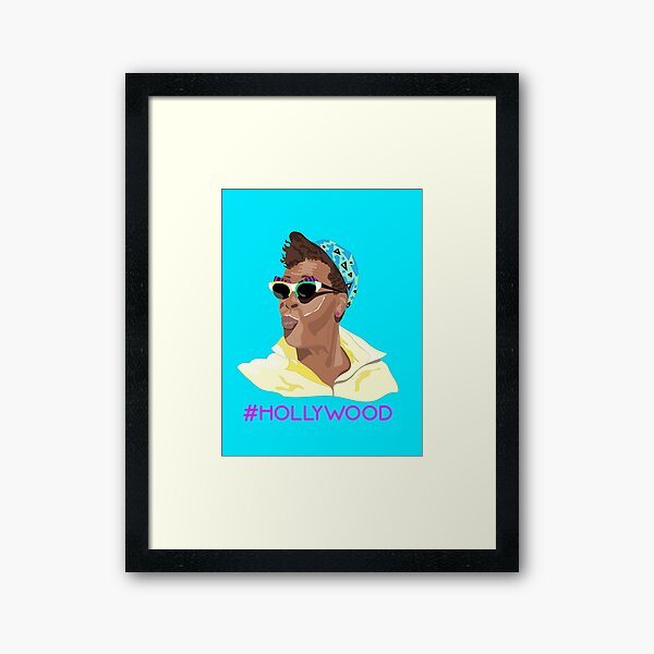 Hollywood Montrose- Mannequin  Framed Art Print
