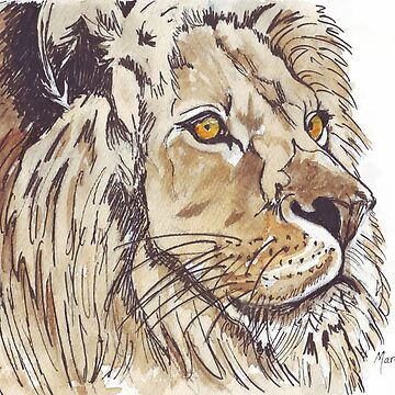 Dominion (African Lion) by MareeClarkson
