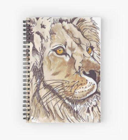 Dominion (African Lion) Spiral Notebook