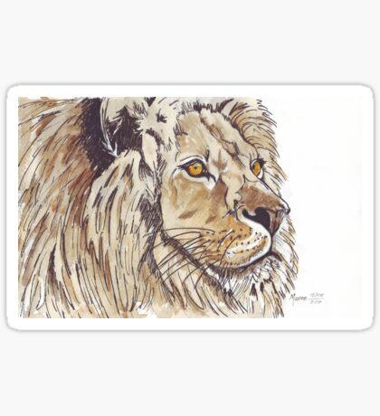 Dominion (African Lion) Sticker