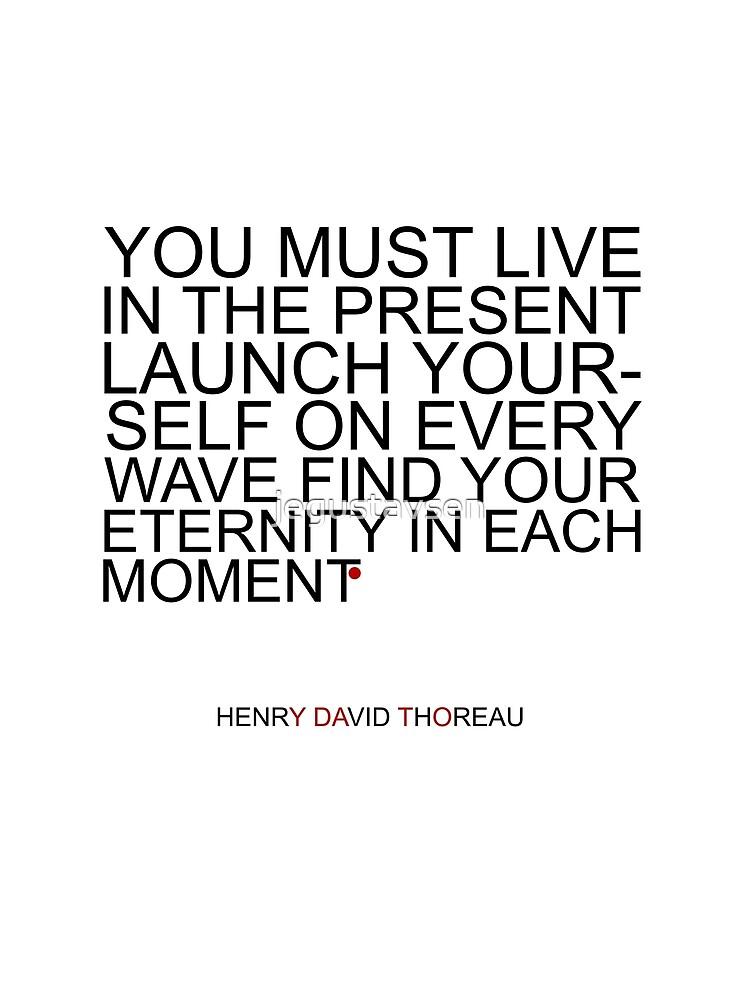 Each Moment by jegustavsen