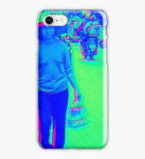 Augmented reality - Vietnamese trader iPhone Case/Skin