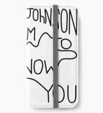 Jack Johnson From Her to Now to You iPhone Wallet/Case/Skin