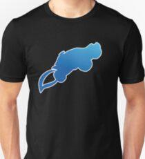 "Rocket League® - ""Aerial"" Blue T-shirt & Memorabilia T-Shirt"