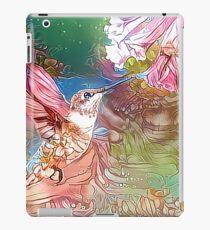 Fairy Hummingbird iPad Case/Skin