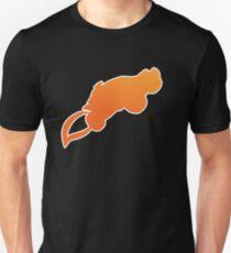 "Rocket League® - ""Aerial"" Orange T-shirt & Memorabilia T-Shirt"
