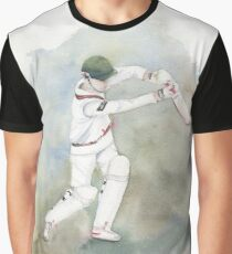 Cricketer Graphic T-Shirt