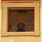Lotus Window by Sandra Chung