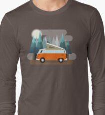 Camper Van Long Sleeve T-Shirt