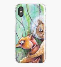 seahorse catfish  iPhone Case