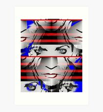 Patriot Art Print