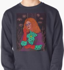 MYRTLE SNOW/ BURN THE WITCH Pullover