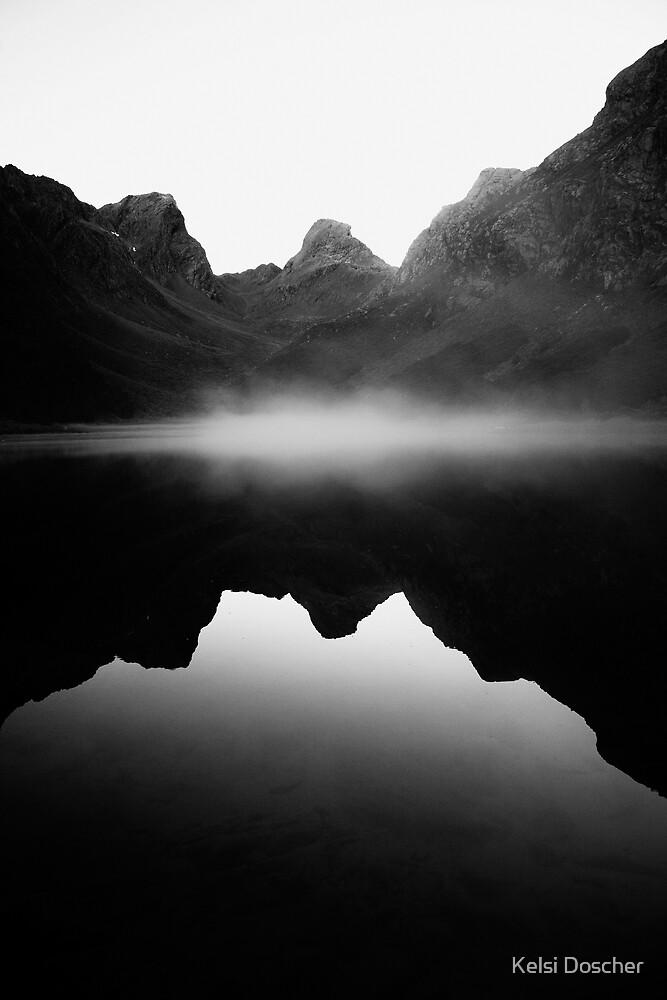 Emily Peak- Mt. Aspiring National Park, New Zealand by Kelsi Doscher