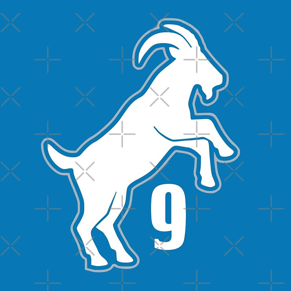 Detroit GOAT by thedline