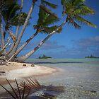 Fakarava Atoll by Jola Martysz