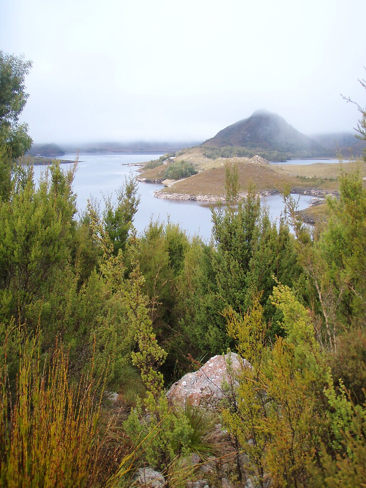 Lake Plimsoll, Tasmania by gaylene