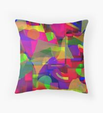 Tissue Paper Throw Pillow