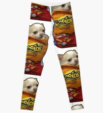 Cheeto boy  Leggings