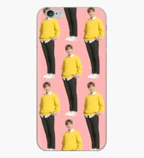 Vinilo o funda para iPhone Wanna One x Ivy Club ft. Kang Daniel (강 다니엘)