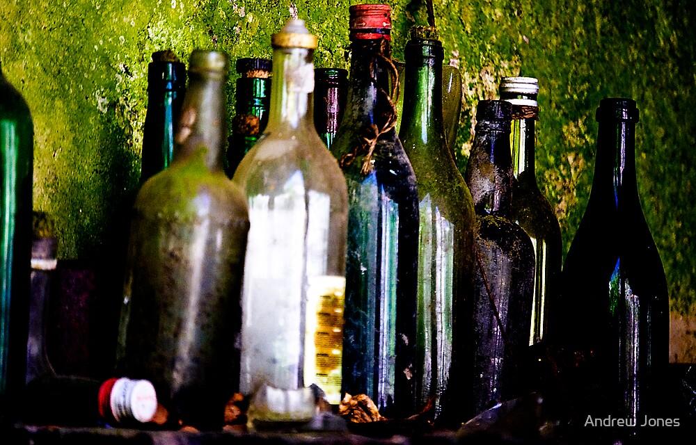 empties by Andrew Jones