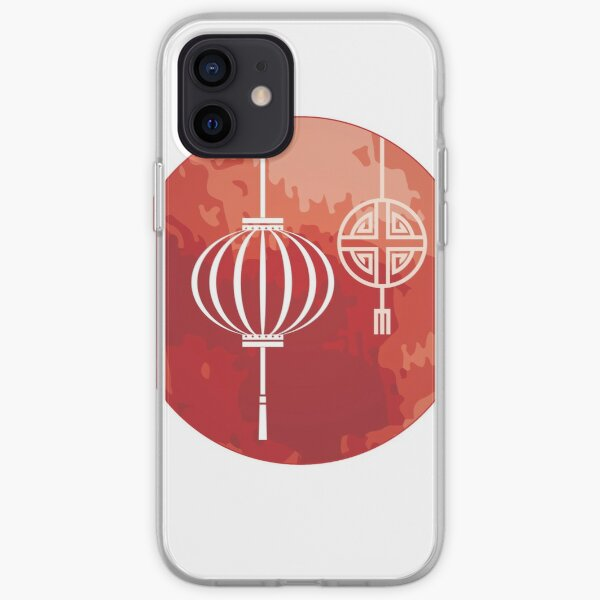 Red Lanterns Hoi An Vietnam iPhone Soft Case
