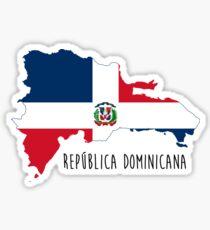 Pegatina República Dominicana