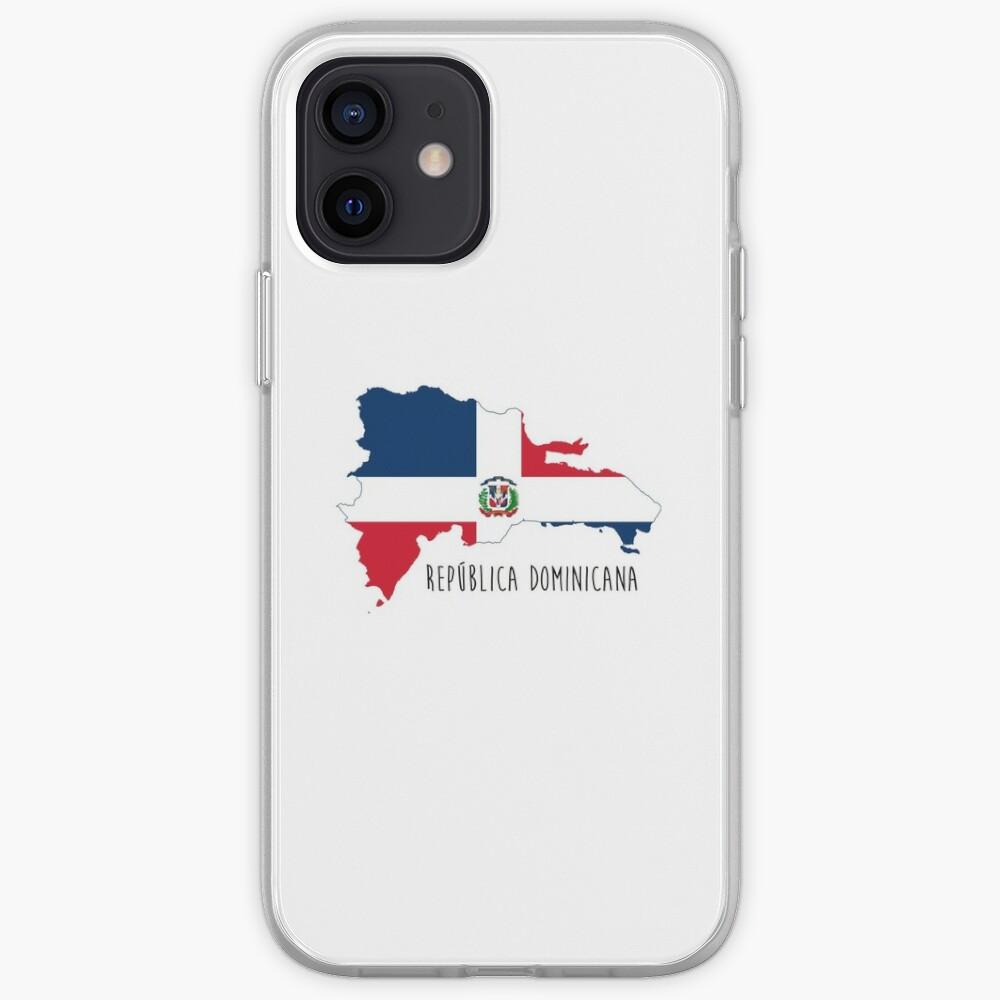 Republica Dominicana iPhone Case & Cover