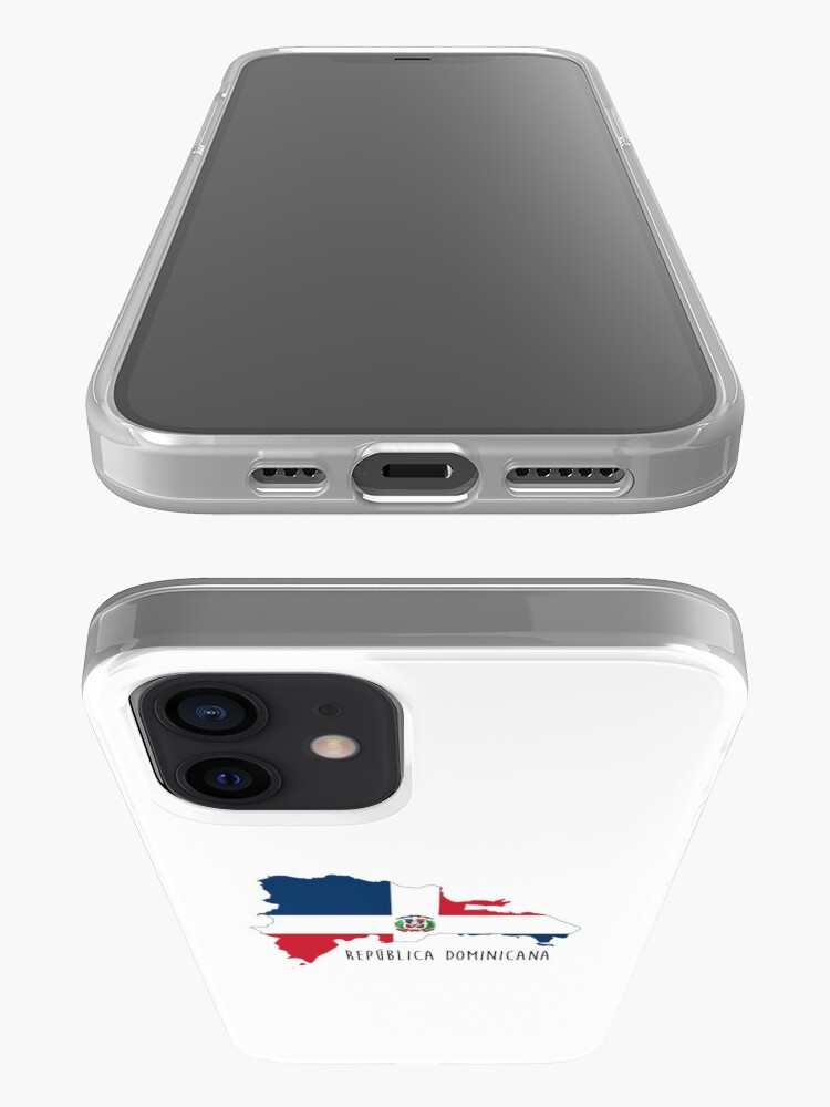 Alternate view of Republica Dominicana iPhone Case & Cover