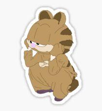 Catsuit Man Sticker