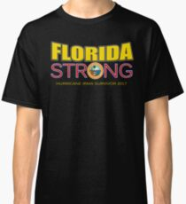 Hurricane Irma Survivor Florida Strong Relief T-shirt Classic T-Shirt