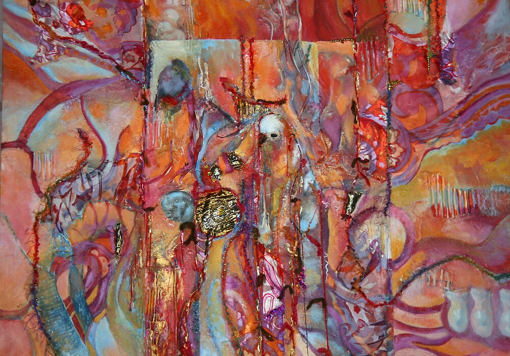 Carnival at Sylvan Court by robyn nuttall