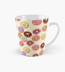 I Love Donuts Yummy Baked Goodies Sugary Sweet Tall Mug