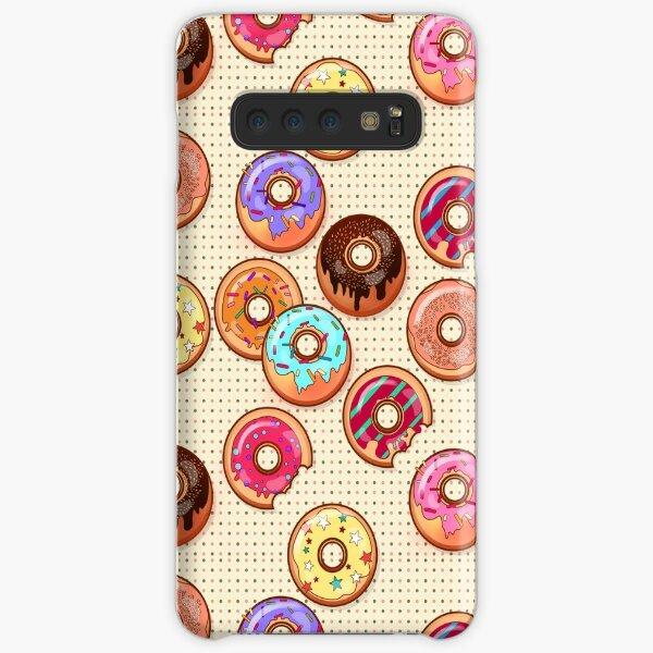 I Love Donuts Yummy Baked Goodies Sugary Sweet Samsung Galaxy Snap Case