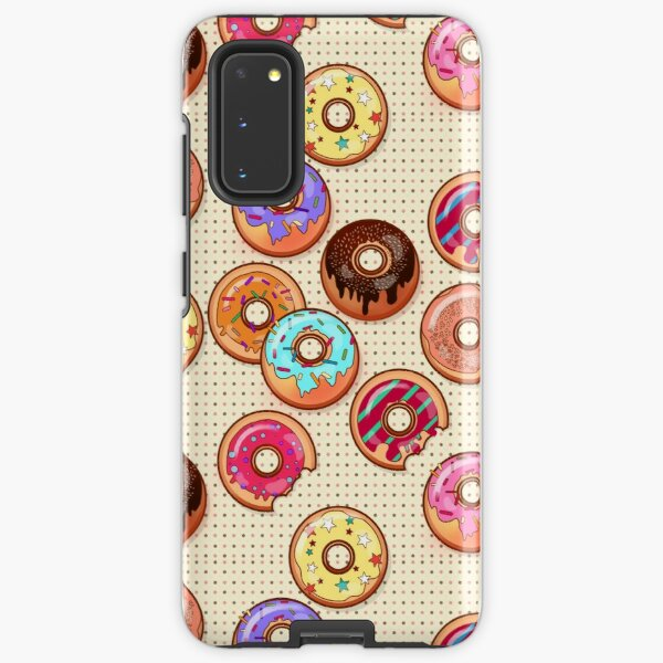 I Love Donuts Yummy Baked Goodies Sugary Sweet Samsung Galaxy Tough Case