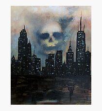The Desolate City Photographic Print