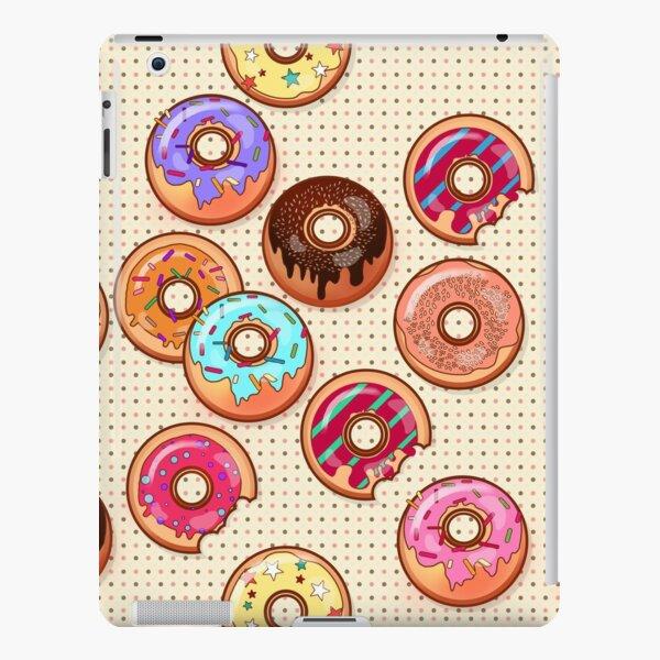 I Love Donuts Yummy Baked Goodies Sugary Sweet iPad Snap Case
