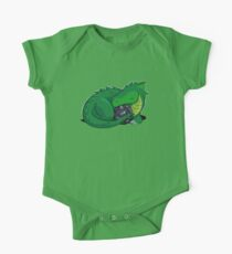 D20 Green Dragon One Piece - Short Sleeve
