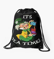 its tea time Drawstring Bag